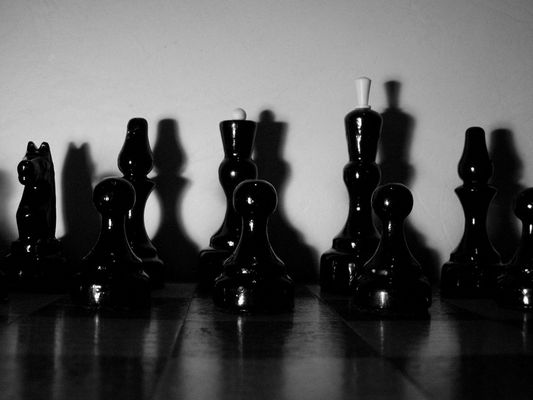 Soliders of Chess