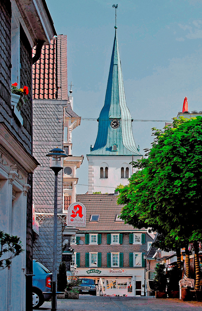 Solingen-Wald ev. Kirche