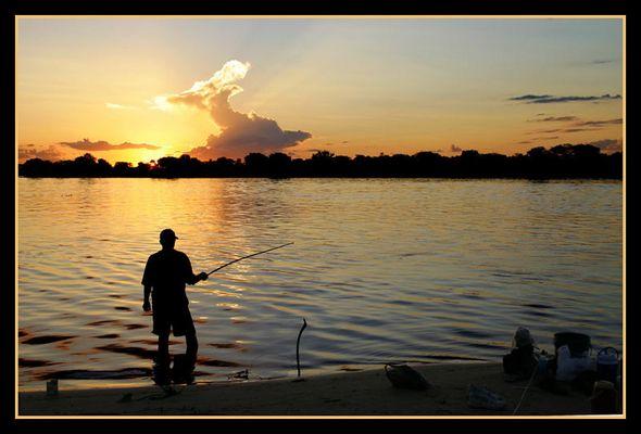 Solitario Pescador II
