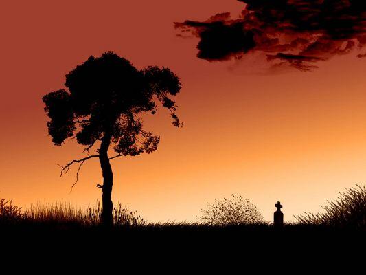 Solitude et repos