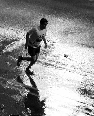 Solitude of a Runner