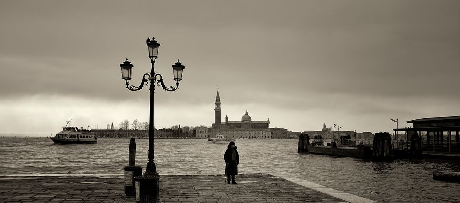 Solitudine a Venezia
