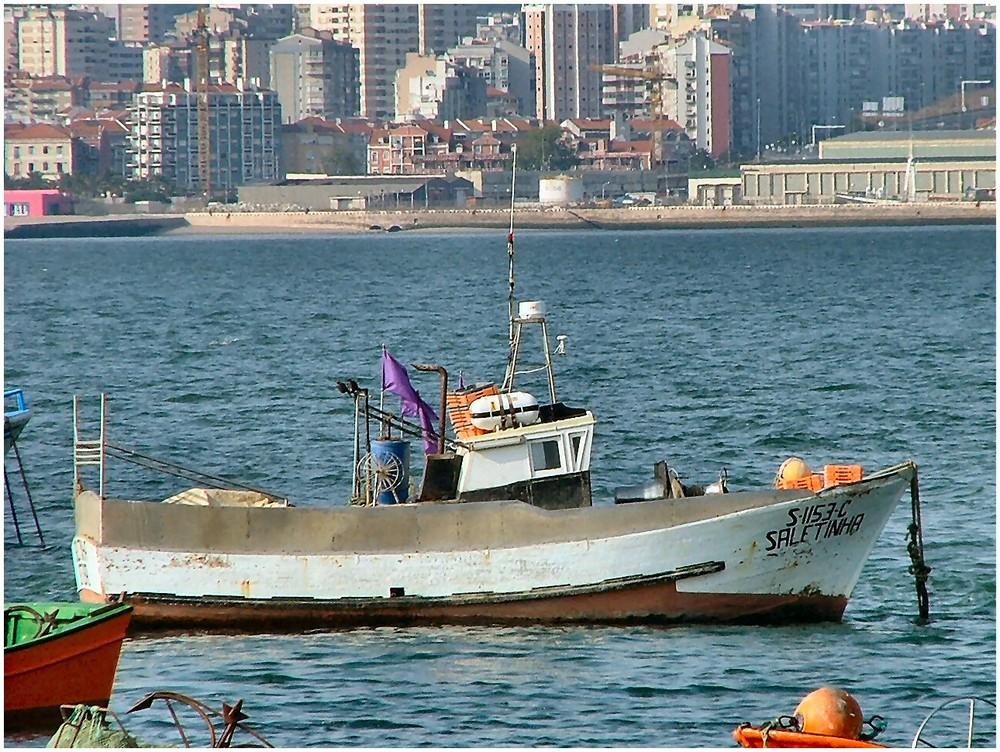 Solitudine.... malgrado tante barche!!!!!