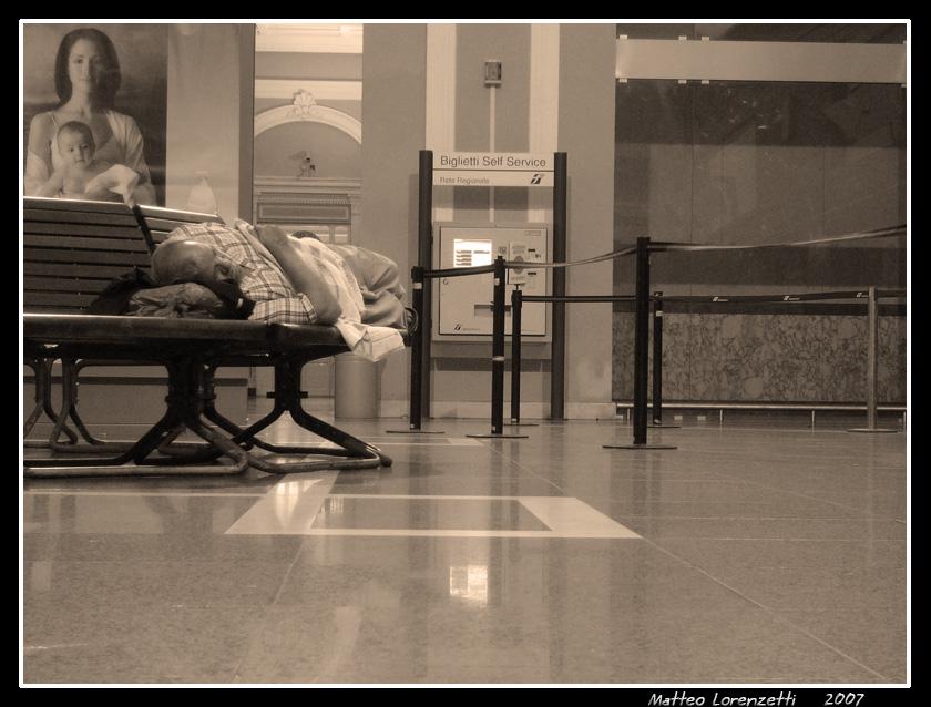 ..Solitudine...Desolazione...