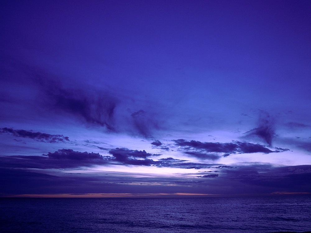 solo azul