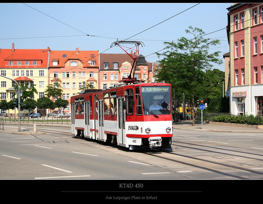 Solo-KT4D in Erfurt