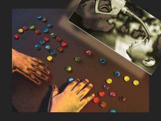 Solo le mani innocenti ...