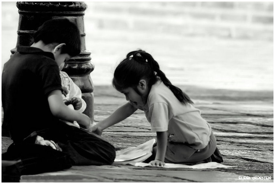 Solo para niños (Seulement pour des enfants)