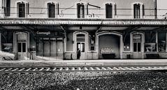 solo presso la stazione ferroviaria