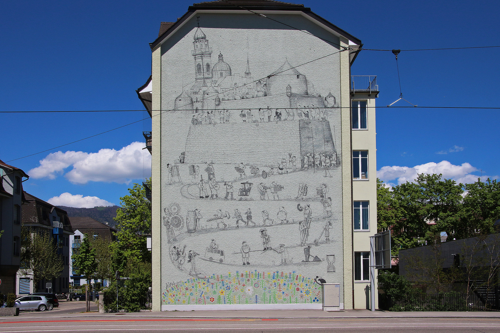 Solothurner auf dem Weg ins Paradis