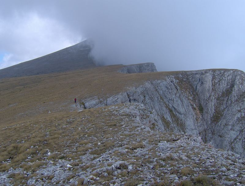Solunska Glava Peak, the clouds fenomen, part 2