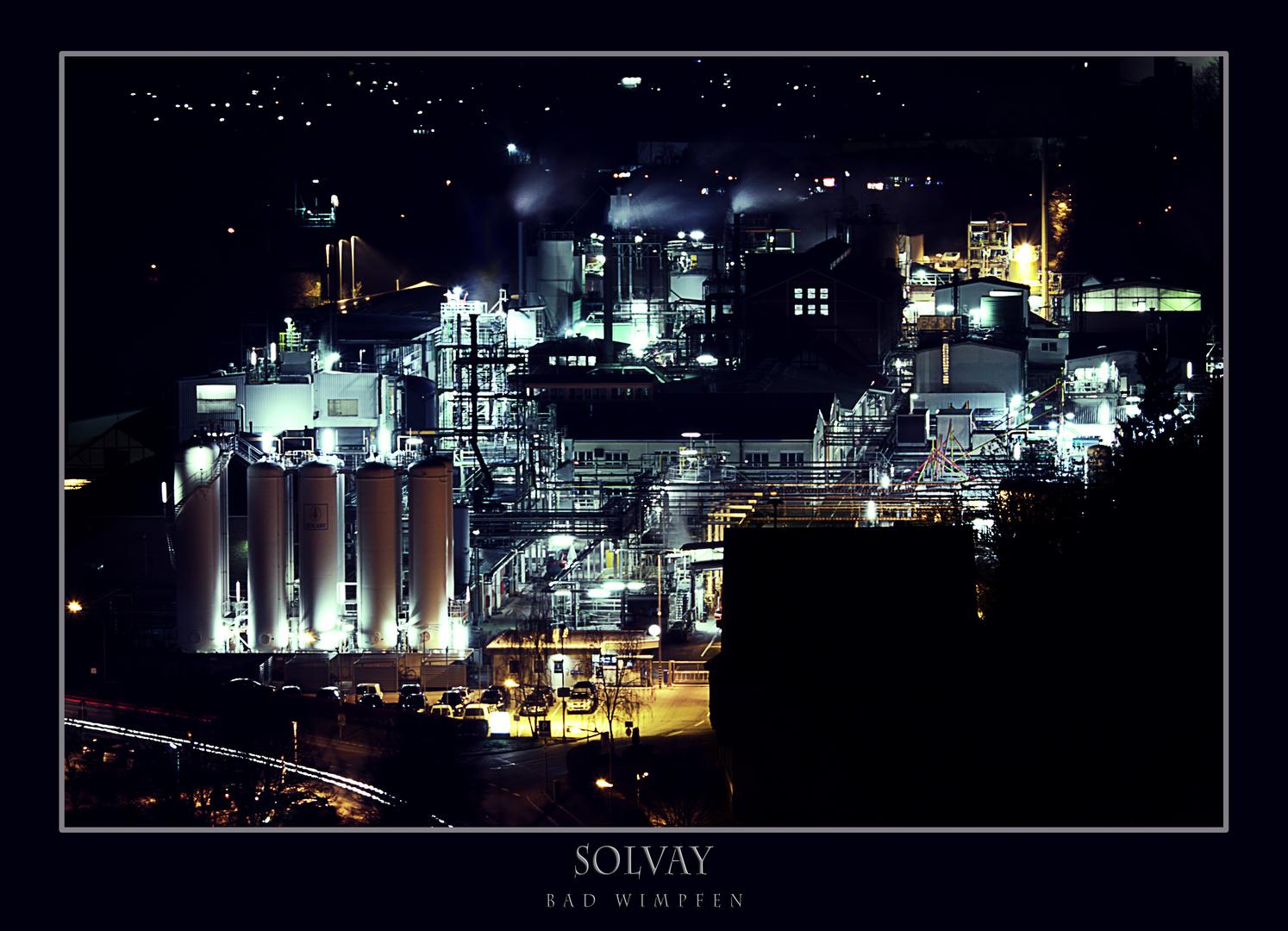 Solvay, Bad Wimpfen