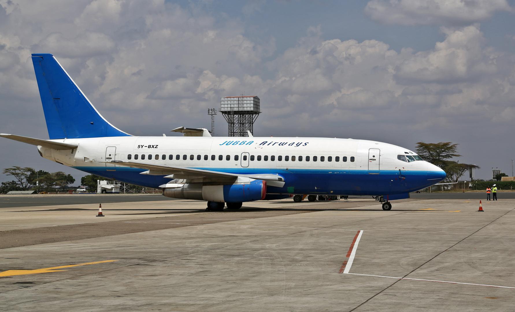 Somalia- Jubba Airways- 27 Jahre alt