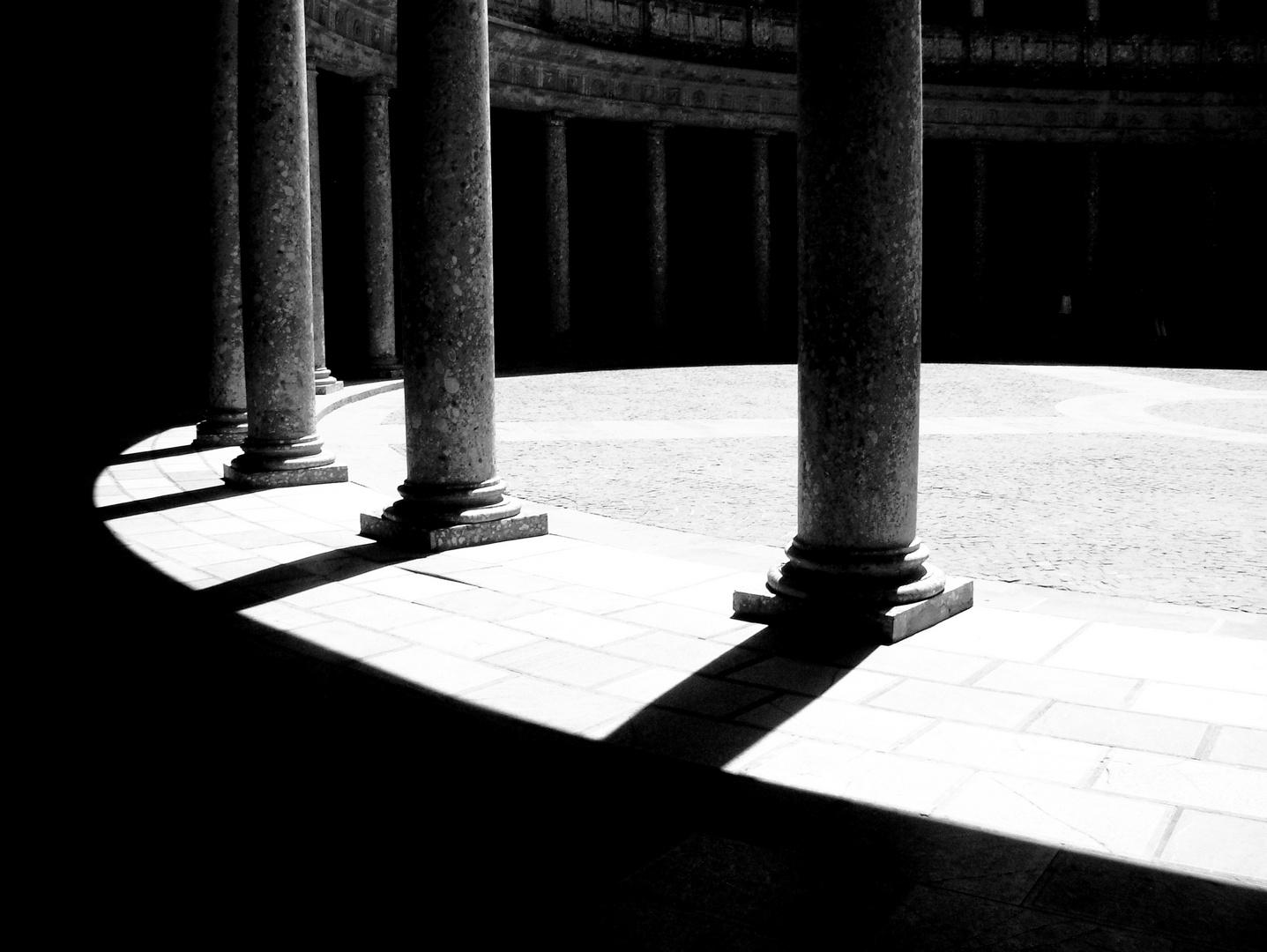 Sombras de palacio