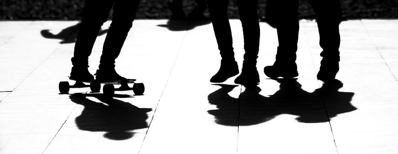 Sombras en Barcelona
