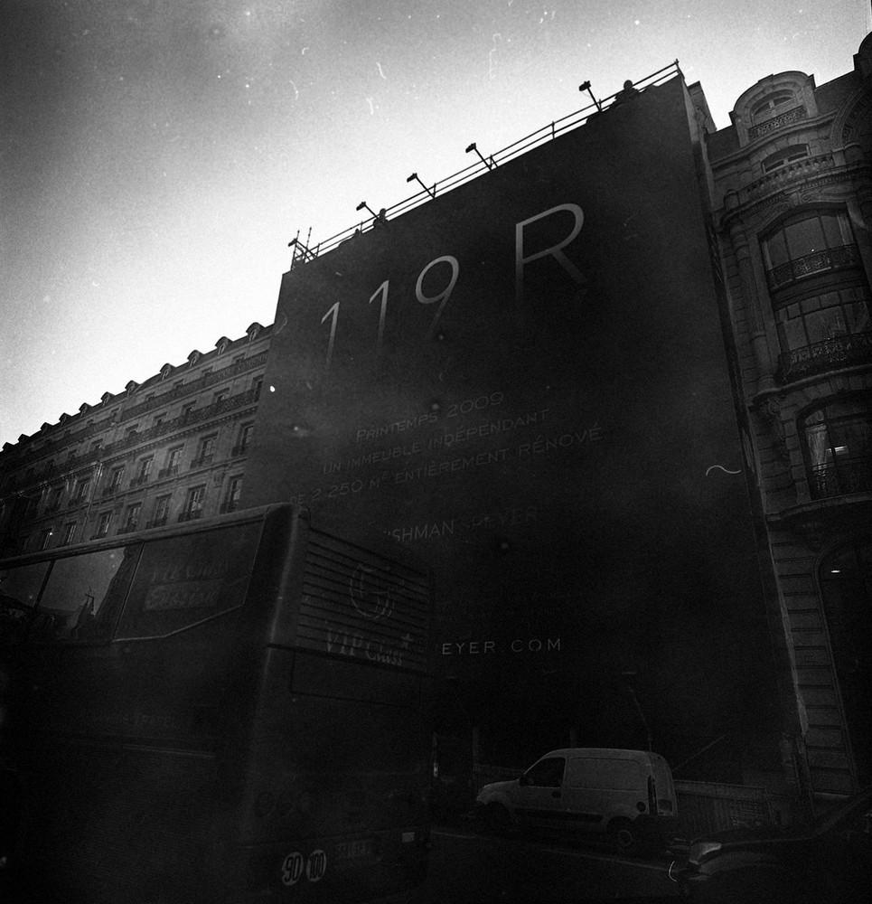 sombre rue