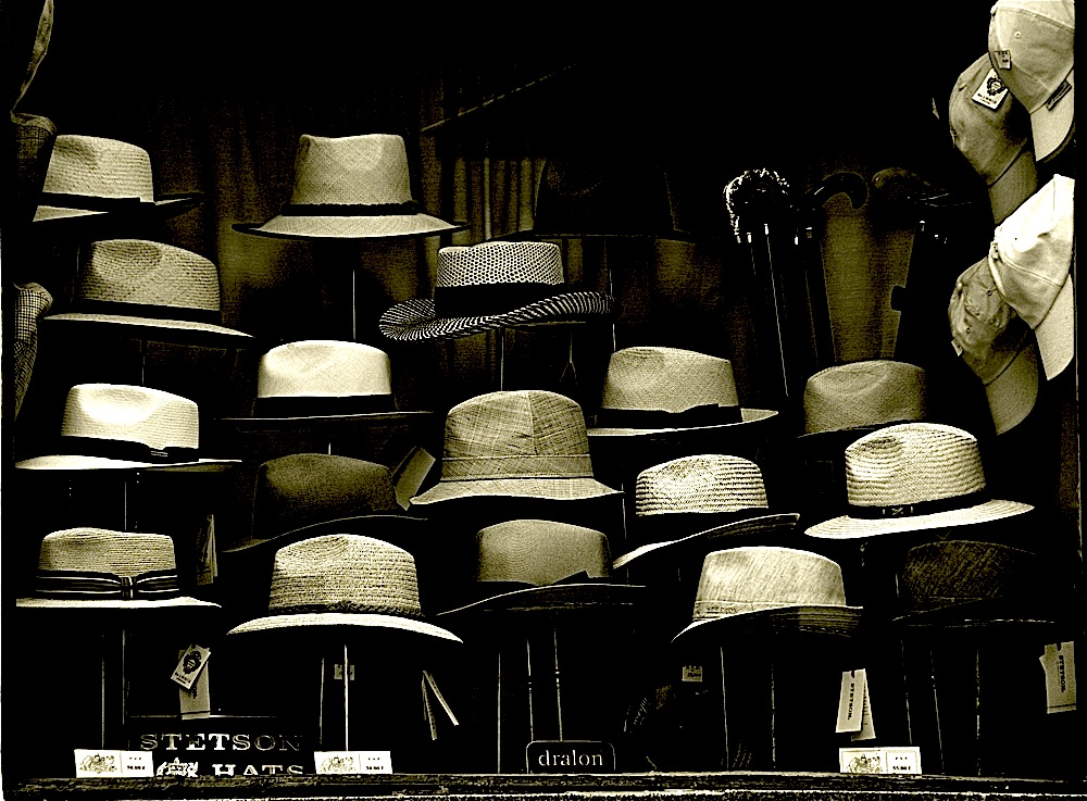 Sombreros para Toni Grimalt.
