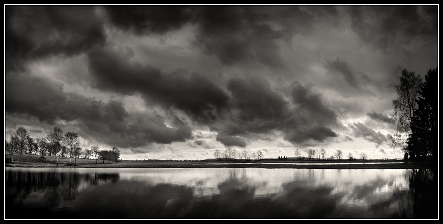 Sombres nuages