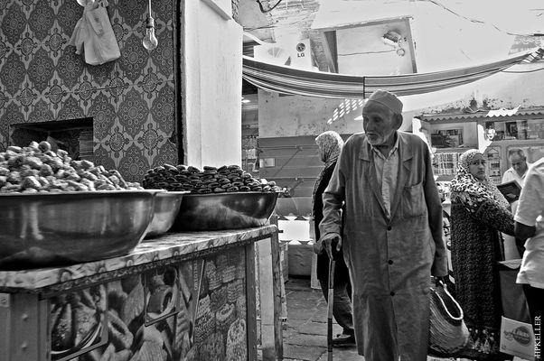 Some days ago in Tunis, ...in the Medina I .