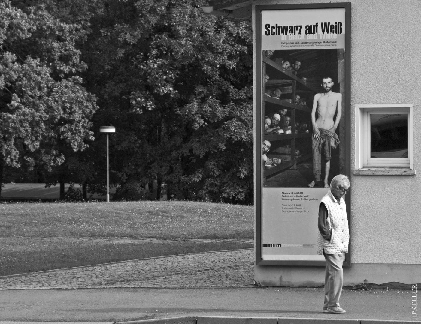 Some times ago, Memorial KZ Buchenwald.