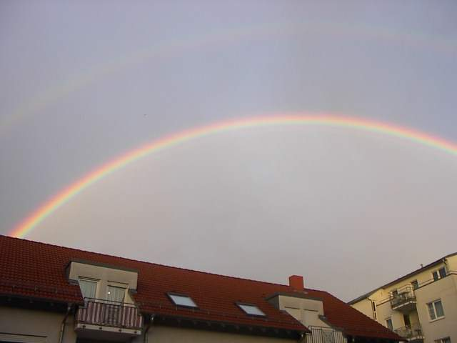 Some where over the rainbow ?