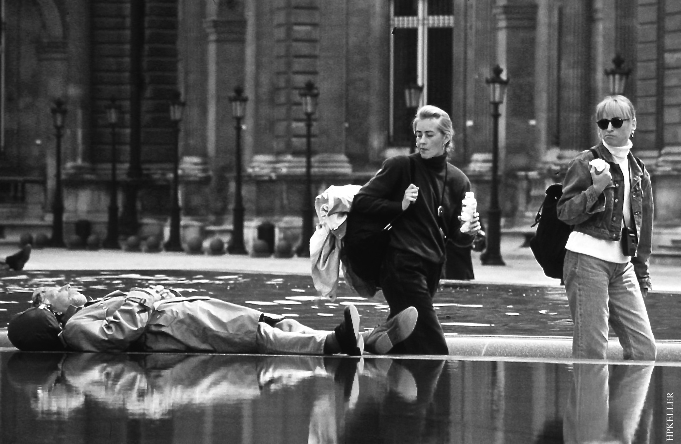 ...some years ago in Paris II - 1989