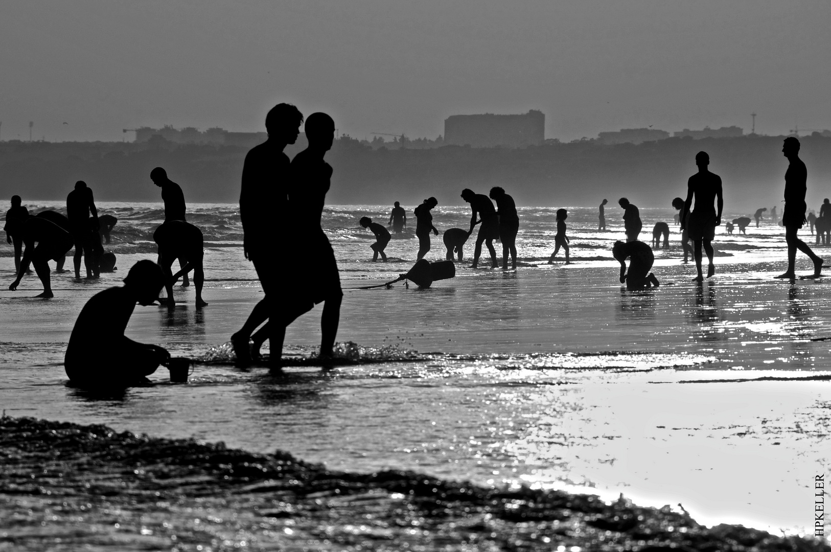 Some years ago, ...search for shells at low tide at Vilamoura (Algave)