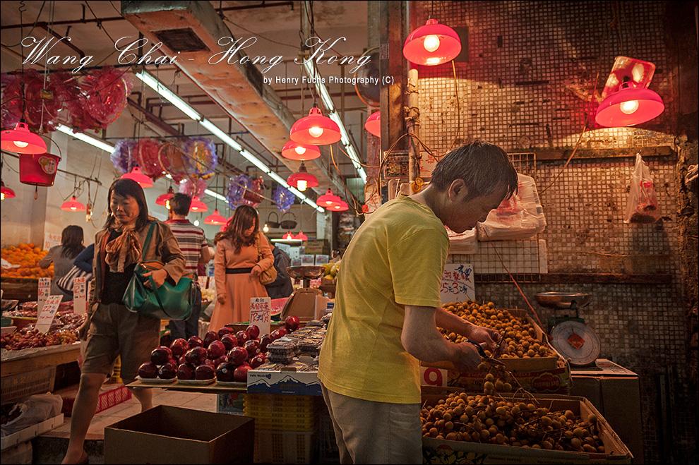 Sometimes in Wan Chai...