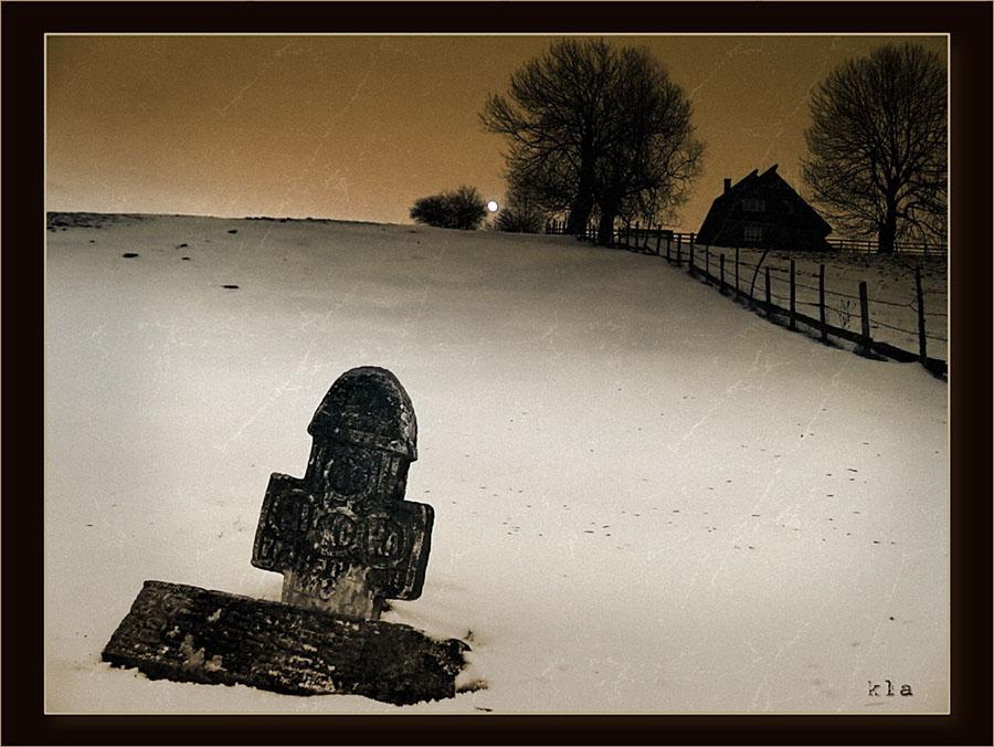 sometimes we pass away... / cateodata murim...