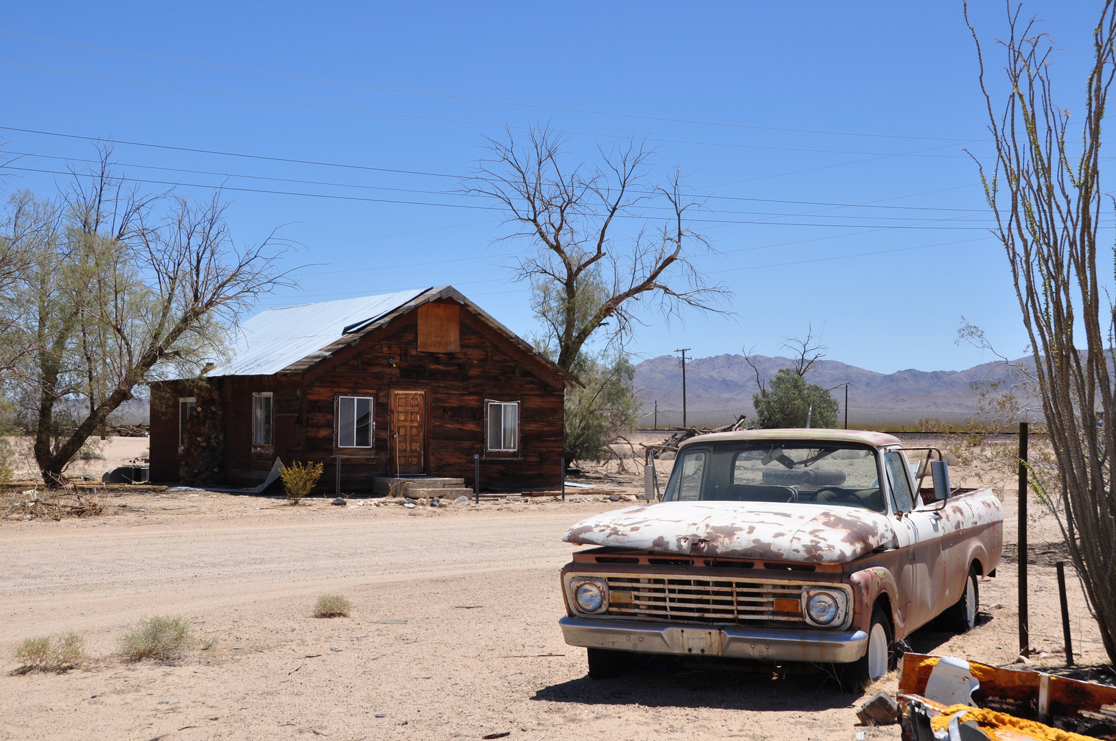 Somewhere along the Route 66