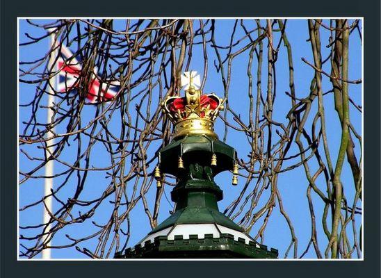 ... somewhere at Windsor Castle
