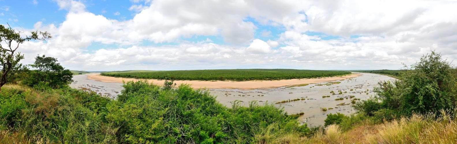 somewhere in Kruger Nationalpark - near Olifants Camp...