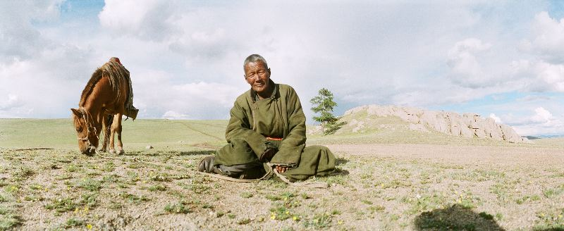 somewhere in mongolia
