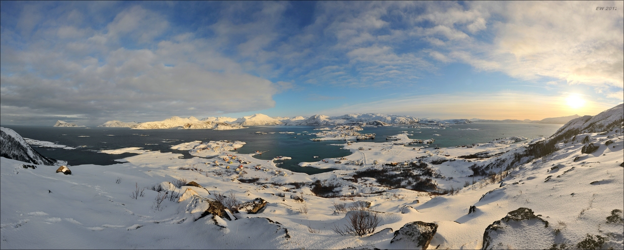 Sommarøy Panorama