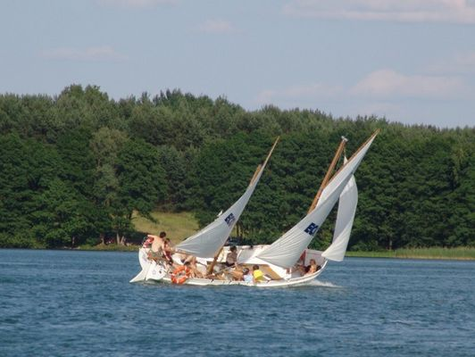 Sommer 2005 am Ukielsee - Olsztyn