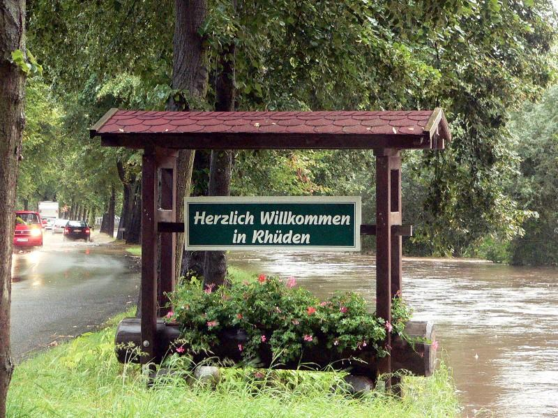 Sommer 2007 in Deutschland