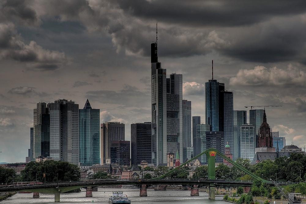 sommer 2008 in Frankfurt