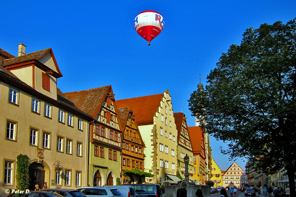 Sommer 2013 in Rothenburg #18