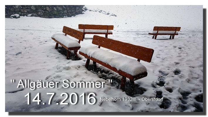 """"""" Sommer 2016 """""""
