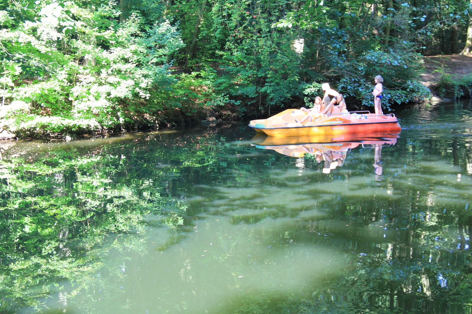 Sommer am Fluß