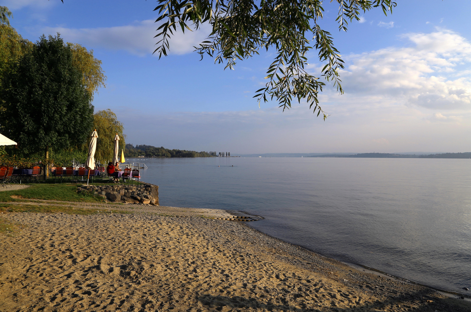 Sommer am See b