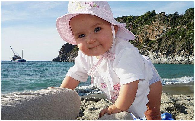 Sommer am Strand -