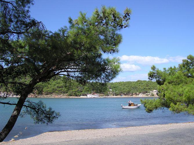 Sommer in Ägäischeküste (Ayvalik)
