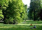 Sommer in Baden-Baden