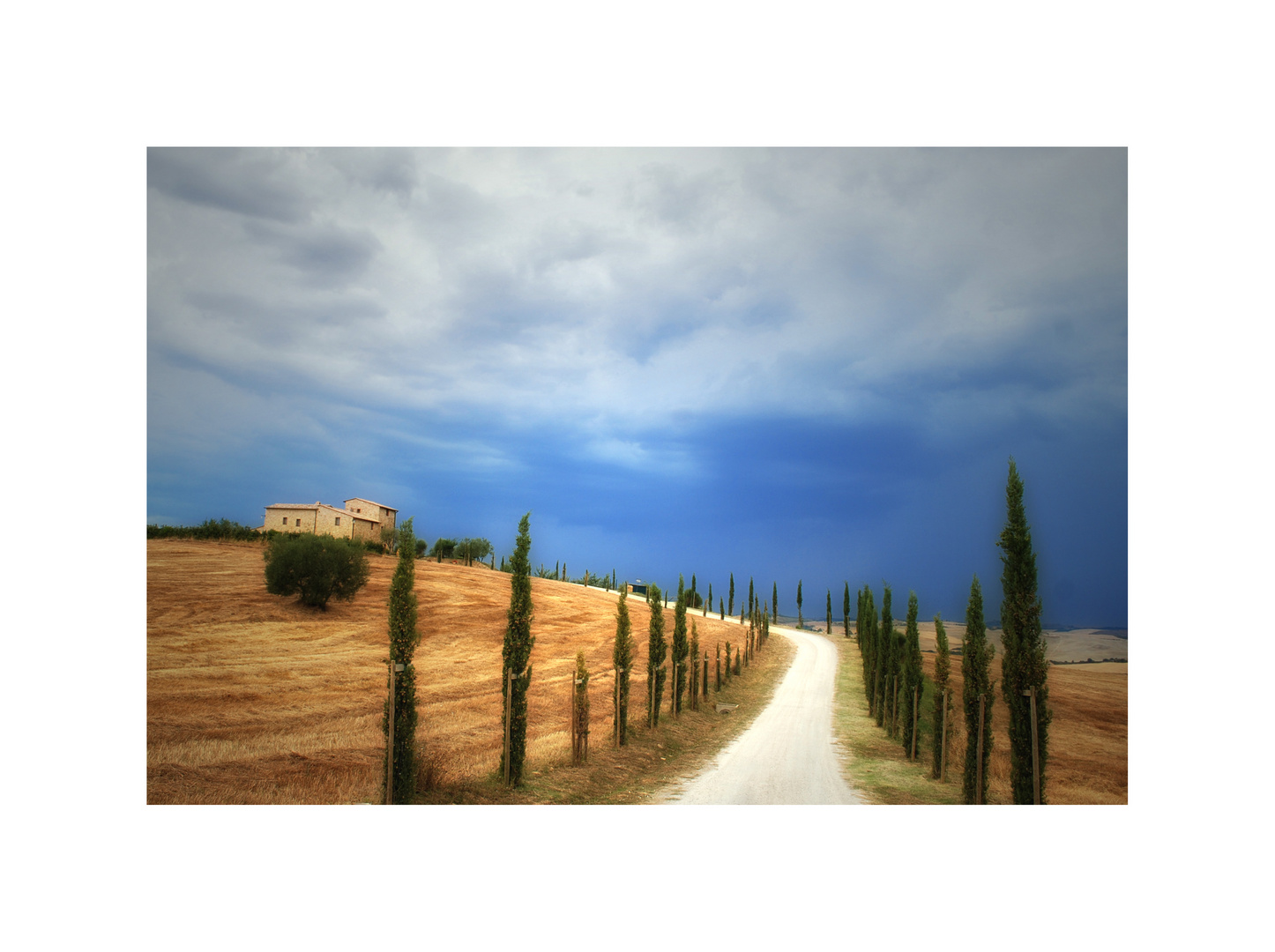 ... Sommer in der Toskana (3) ...