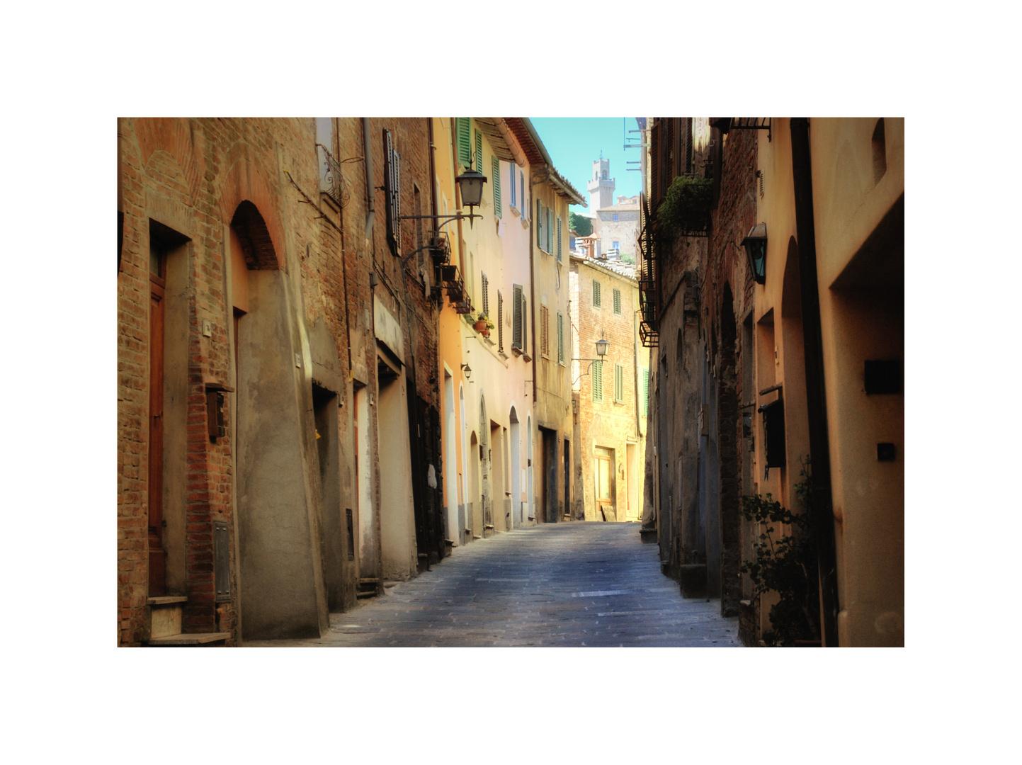 ... Sommer in der Toskana (4) ...