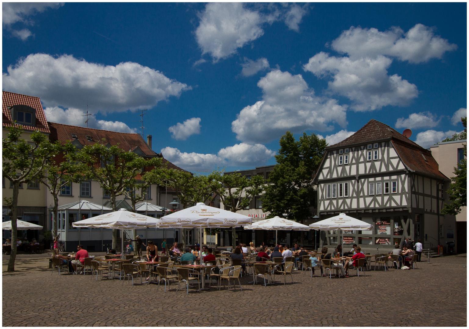 Sommer in Dieburg