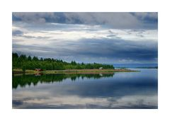 Sommer in Lappland
