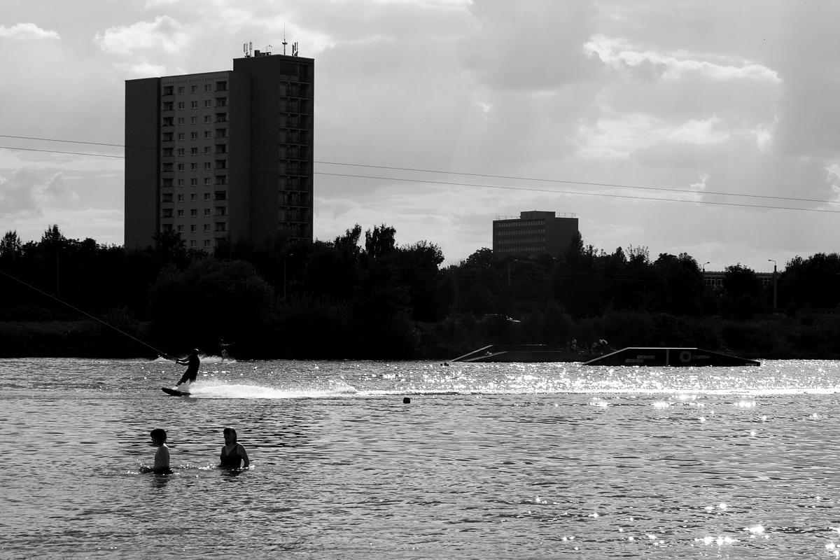 Sommer in Leuben