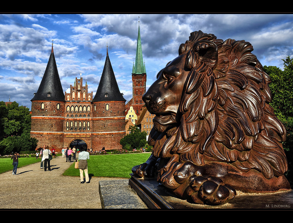 Sommer in Lübeck